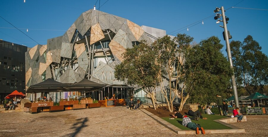 Melbourne City Tours Federation Square
