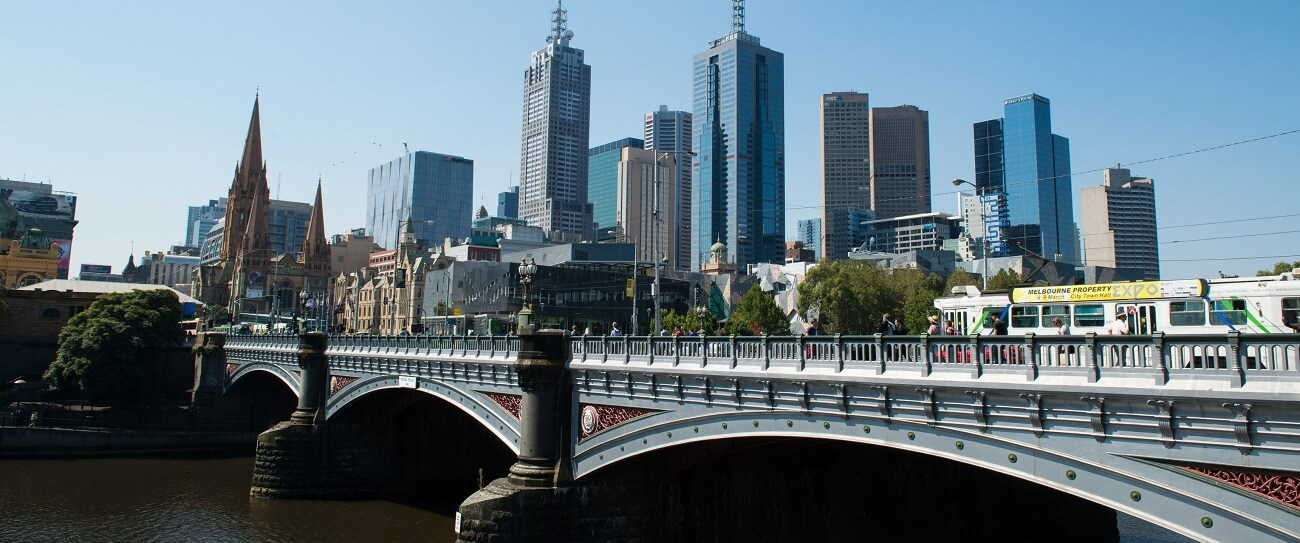 Melbourne City Sites Tour