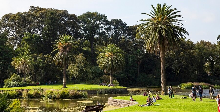 Melbourne City ToursBotanical Gardens