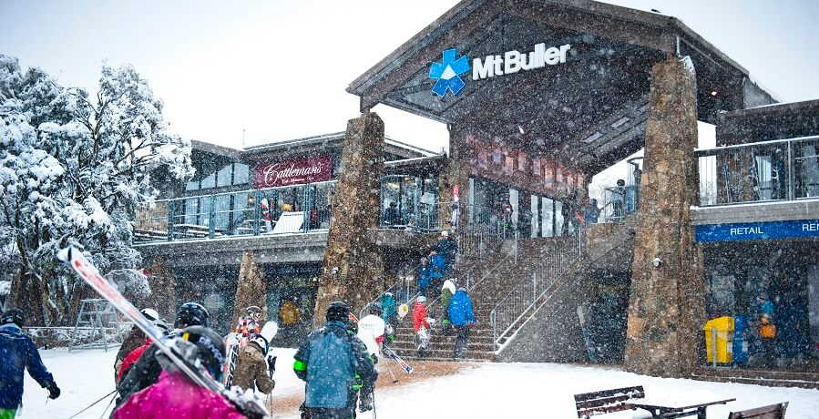 Melbourne Snow Tours MtBuller Resort
