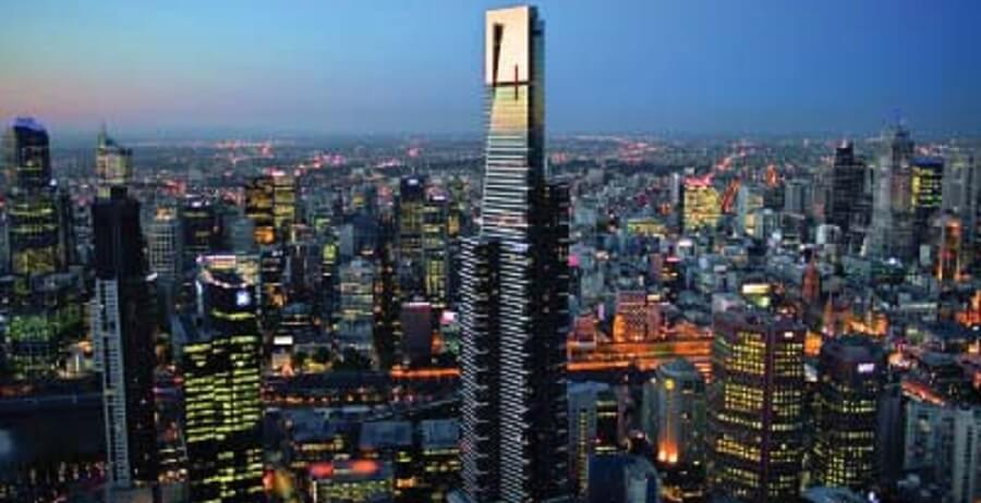 Melbourne Tours Package Eureka Tower
