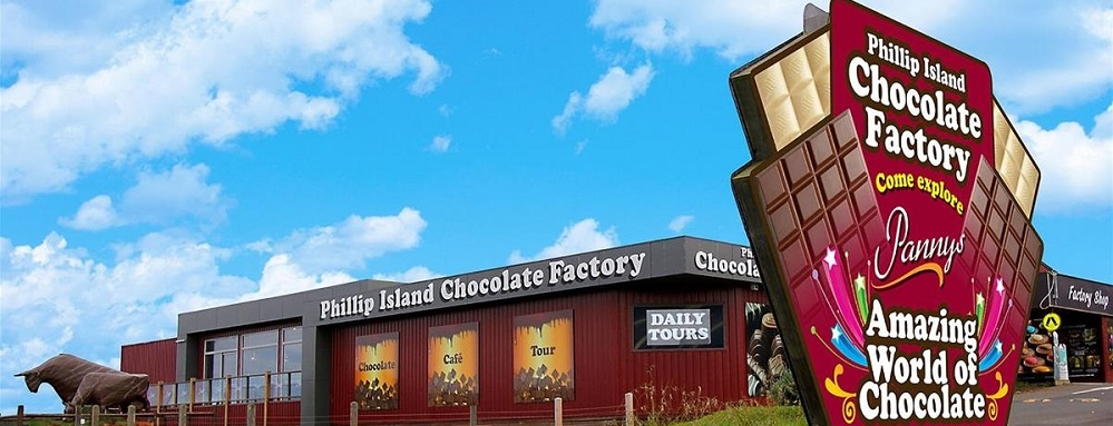 The Weird and Wonderful Attractions at the Phillip Island Chocolate Factory
