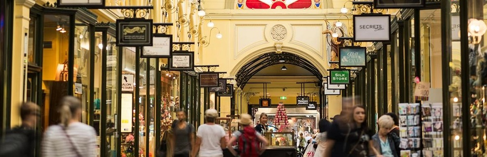 The Architecture and Design of the Royal Arcade