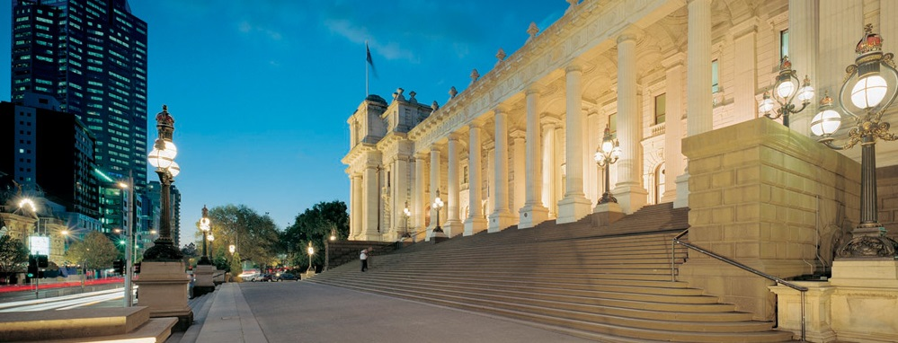 The History and Design of Parliament House, Melbourne
