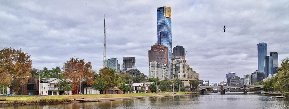 The Yarra River – Melbourne