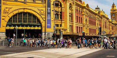 Melbourne Tours – City Sightseeing with Melbourne River Cruise $89