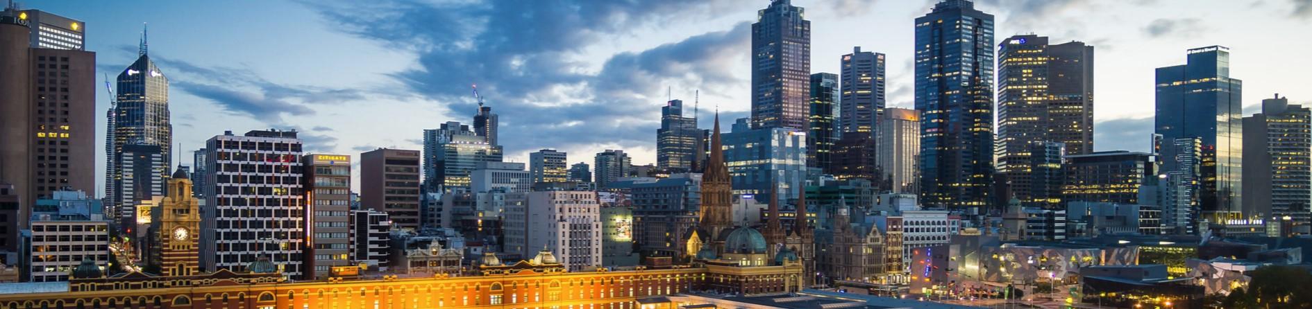 Melbourne Virtual Tour