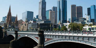 Melbourne City Sightseeing Tour $49
