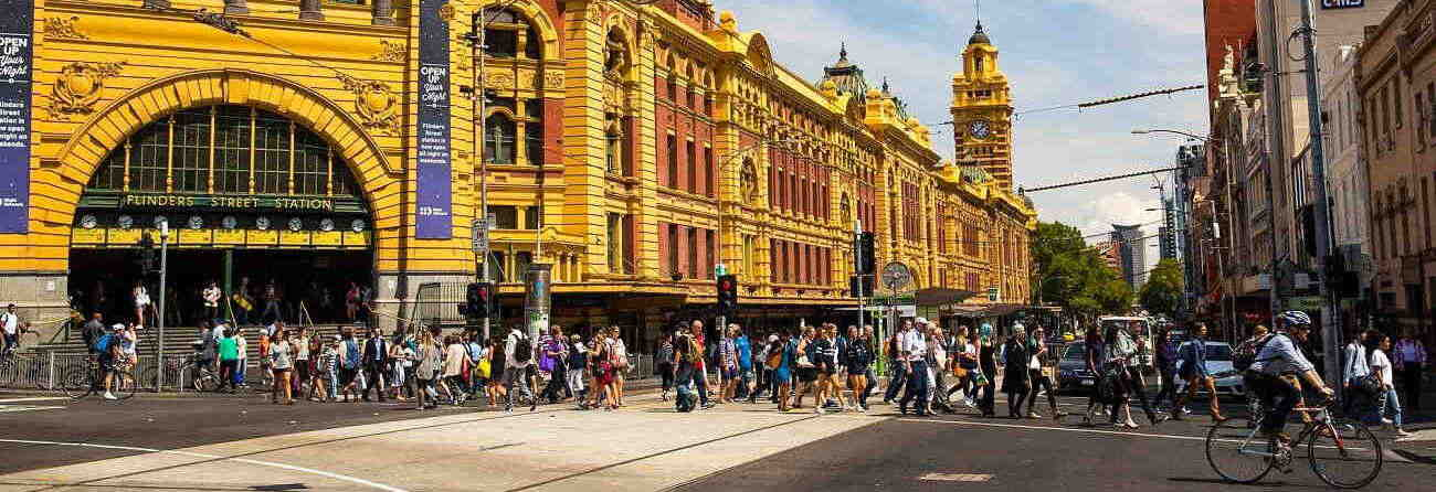 City Sightseeing with Melbourne River Cruise $89