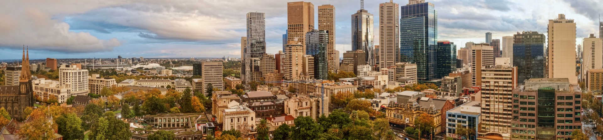 What is Melbourne known for?