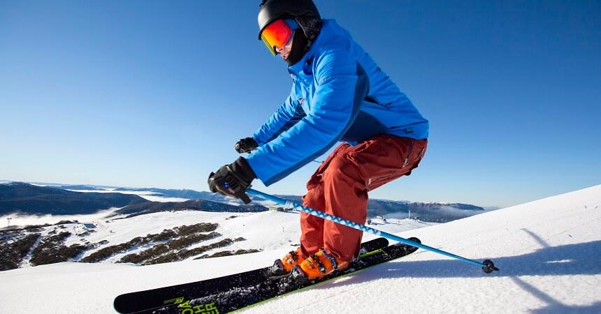 Mount Buller Tour return on a different day - Skiier