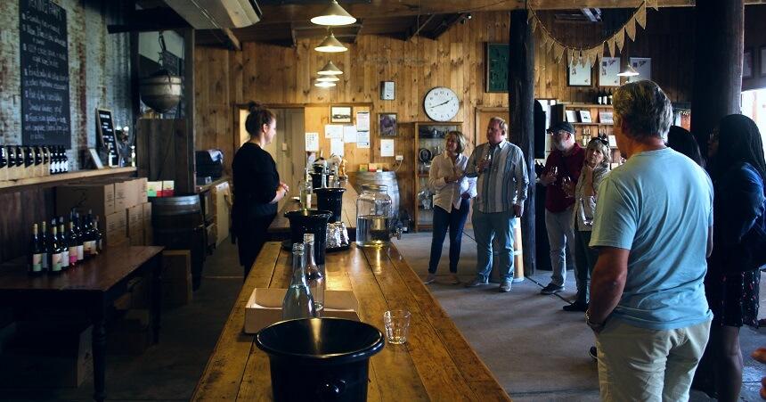 Yarra valley day tour - Yering farm tasting